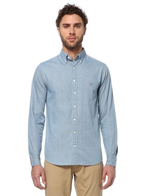 Gant Gömlek İndigo